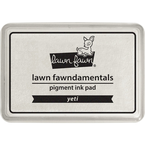 Lawn Fawn YETI Pigment Ink Pad Fawndamentals LF1003 Preview Image