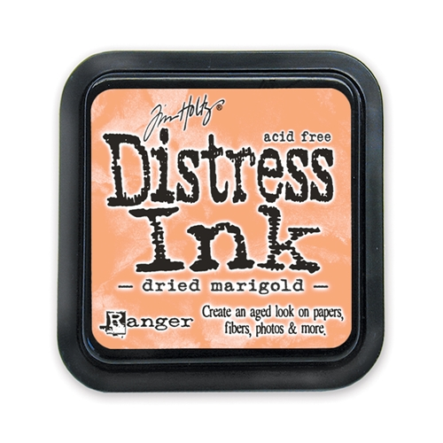 Tim Holtz Distress Ink Pad DRIED MARIGOLD Ranger TIM21438 Preview Image