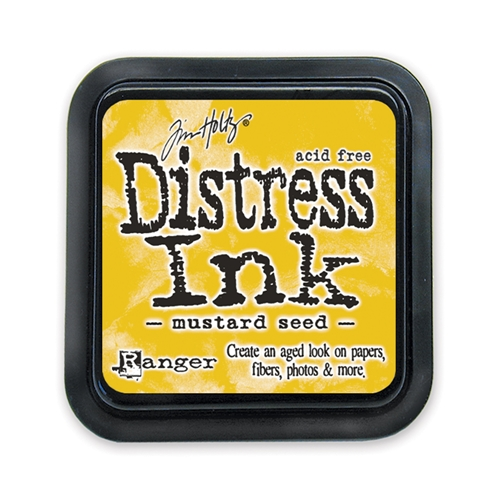 Tim Holtz Distress Ink Pad MUSTARD SEED Ranger TIM20226 Preview Image