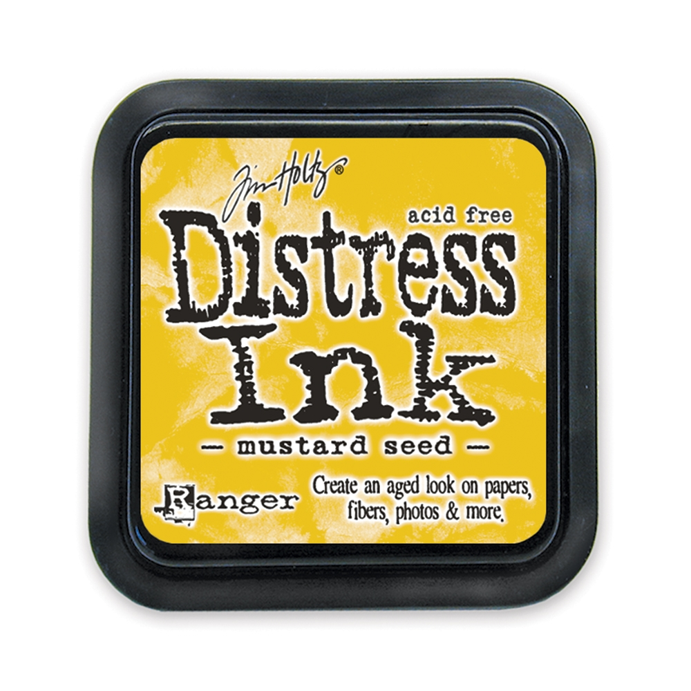 Tim Holtz Distress Ink Pad MUSTARD SEED Ranger TIM20226 zoom image