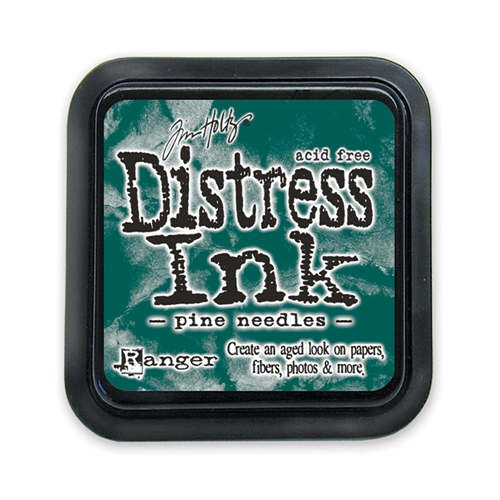 Tim Holtz Distress Ink Pad PINE NEEDLES Ranger TIM21476 Preview Image