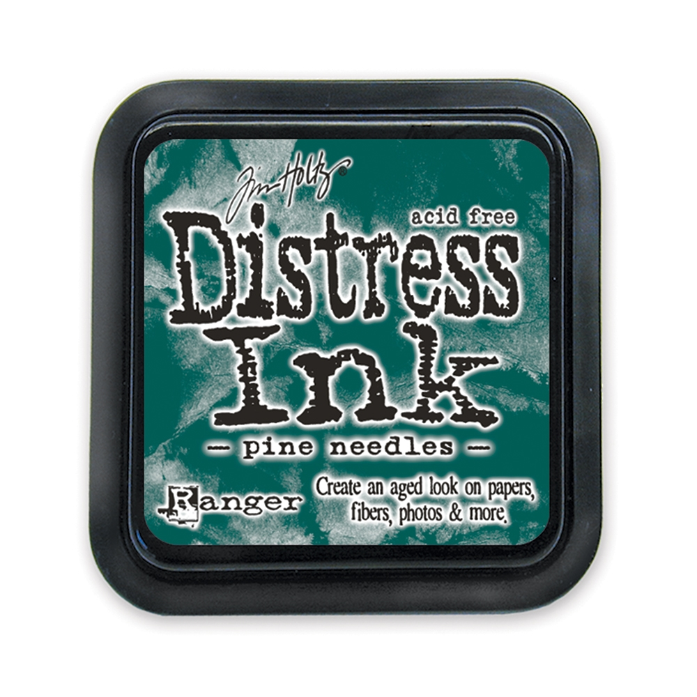 Tim Holtz Distress Ink Pad PINE NEEDLES Ranger TIM21476 zoom image
