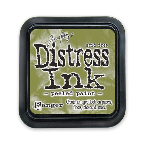 Tim Holtz Distress Ink Pad PEELED PAINT Ranger TIM20233 Preview Image