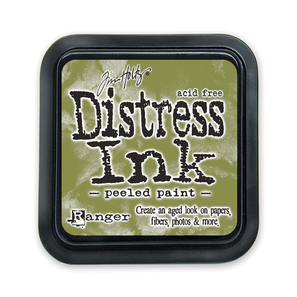 Tim Holtz Distress Ink Pad PEELED PAINT Ranger TIM20233 zoom image
