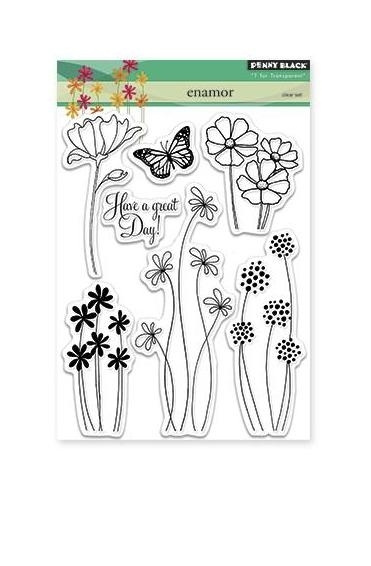 Penny Black Clear Stamps ENAMOR 30-298 zoom image