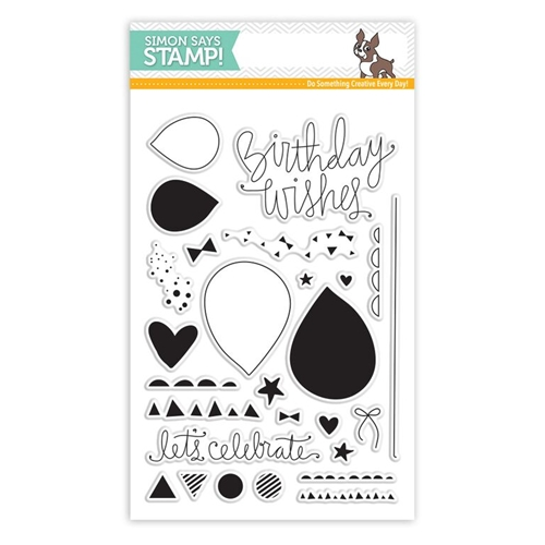 Simon Says Clear Stamps BIRTHDAY BITS sss101544 * Preview Image