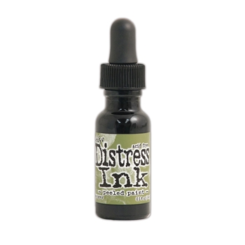 Tim Holtz Refill Distress Ink PEELED PAINT Reinker Ranger TIM20295