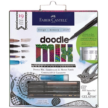 Faber-Castell DOODLE MIX Mix and Match Kit 770408T