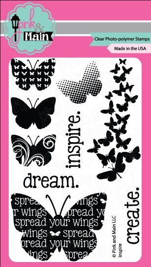 Pink and Main INSPIRE Clear Stamp Set 021002 zoom image