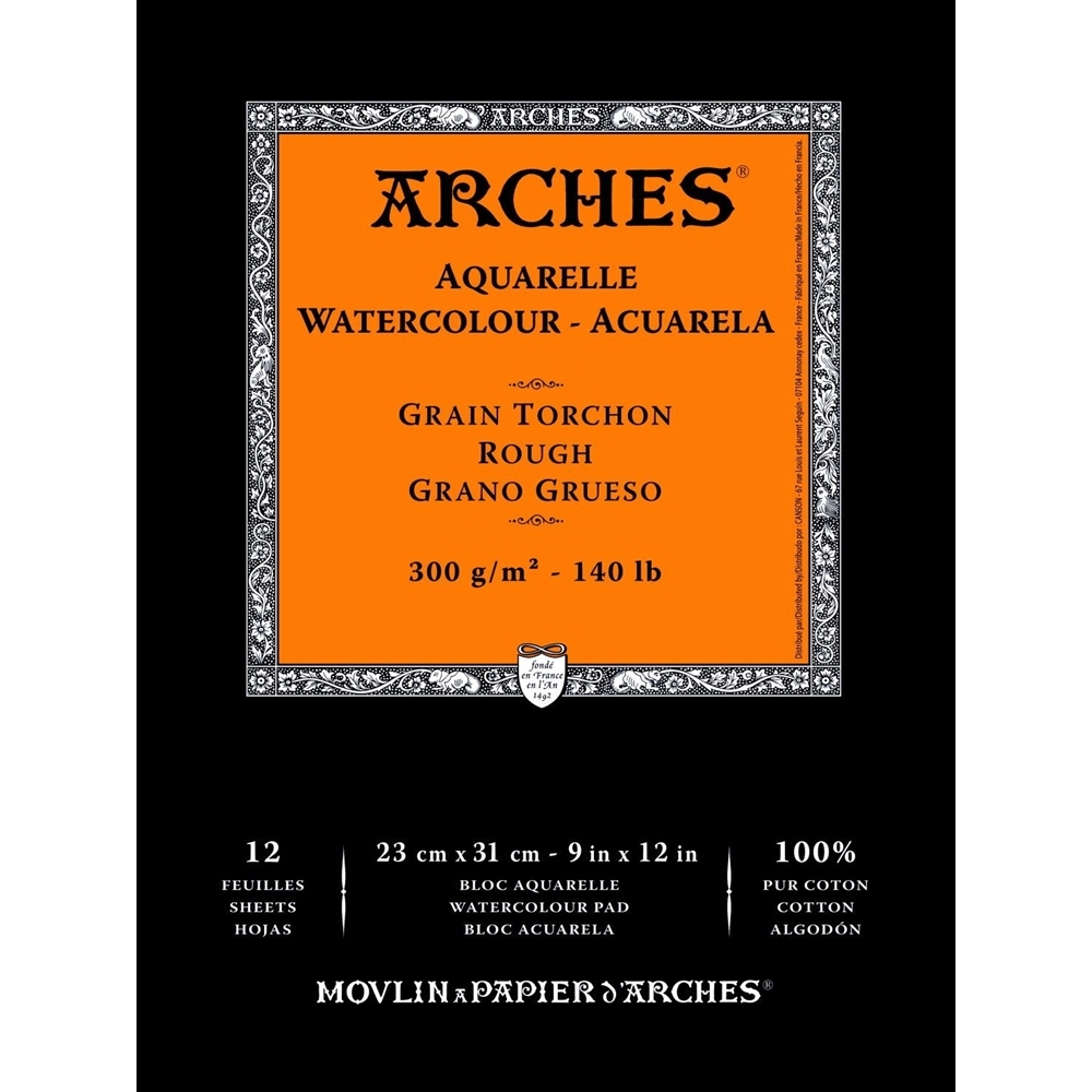 Arches COLD PRESSED Rough