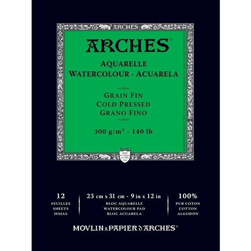 Arches COLD PRESSED Fine