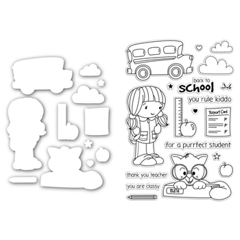 Simon Says Stamps and Dies Set FIRST DAY SetFD221 *
