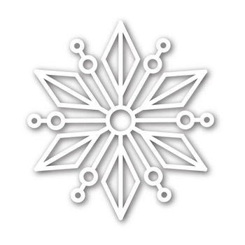 Simon Says Stamp NADINE SNOWFLAKE Wafer Die sssd111499
