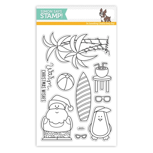 Simon Says Clear Stamps WARM CHRISTMAS WISHES sss101550 Preview Image