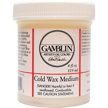 Gamblin COLD WAX MEDIUM 4oz 030042