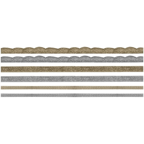Tim Holtz Idea-ology  METALLIC Trimmings TH93251 Preview Image