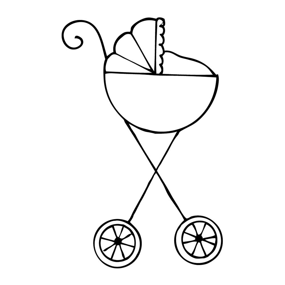 Prima Marketing Baby Stroller
