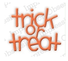 Impression Obsession Steel Die TRICK OR TREAT Set DIE342-A Preview Image