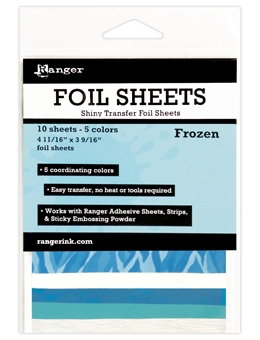 Ranger FROZEN Shiny Transfer Foil Sheets ISF48008 zoom image