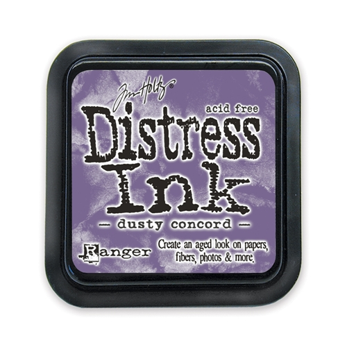 Tim Holtz Distress Ink Pad DUSTY CONCORD Ranger TIM21445 Preview Image