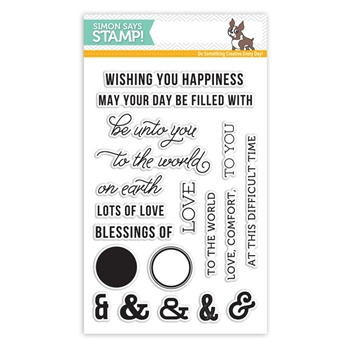 Simon Says Clear Stamps BIG ADD ONS sss101576 Create Joy