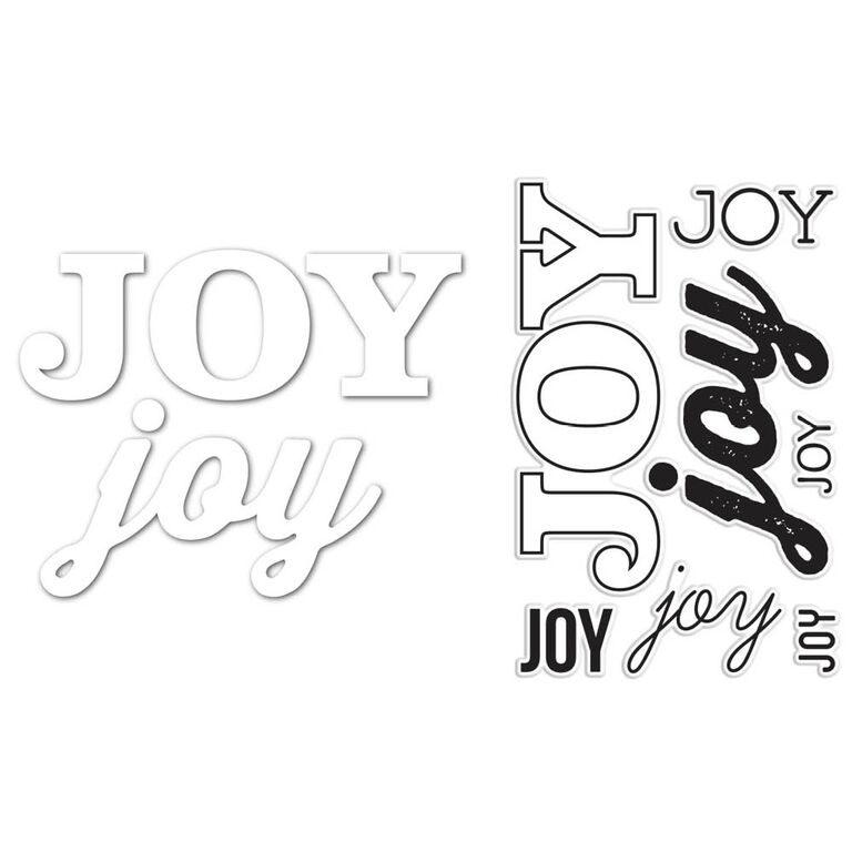 Simon Says Stamps and Dies BIG JOY SetBJ234 Create Joy