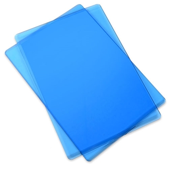 Sizzix BLUEBERRY Standard Cutting Pads Pair 661032