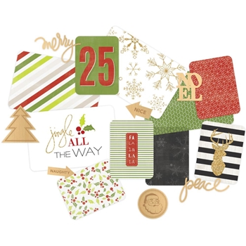 Becky Higgins American Crafts Project Life CHRISTMAS Value Kit 312535