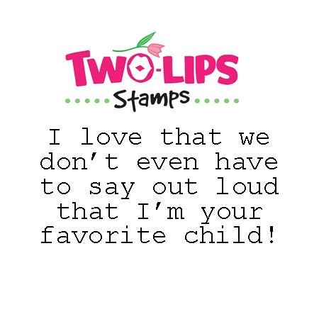 Two-Lips Stamps SAY OUT LOUD Clear Stamp Set TL101-08 Preview Image