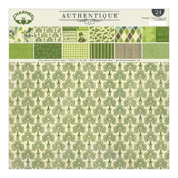 Authentique CHARMED 12 x 12 Paper Pad CHA012*