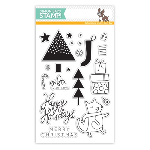 Simon Says Clear Stamps GIFTS OF LOVE SSS101588 * Preview Image