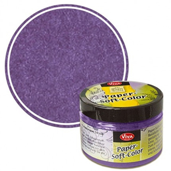 Viva Decor VIOLET Paper Soft Color Blending Ink 208080*