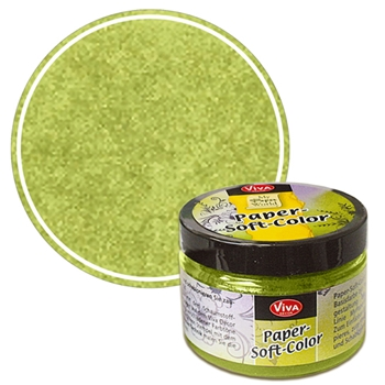 Viva Decor LIGHT MOSS GREEN Paper Soft Color Blending Ink 208158