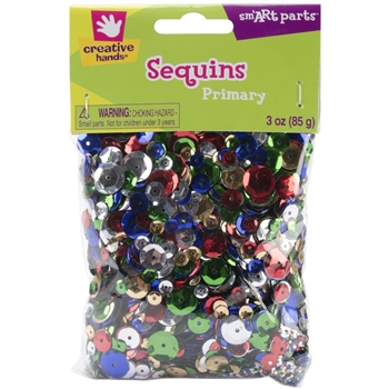 Creative Hands PRIMARY Sequins 104103E*