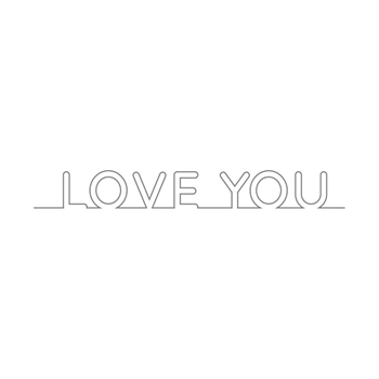 Simon Says Stamp ON EDGE LOVE YOU Wafer Dies sssd111553 You Have My Heart