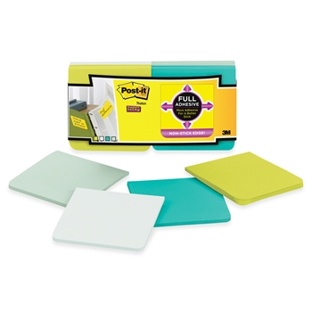 3M Scotch SUPER STICKY FULL ADHESIVE Post It Notes 35625