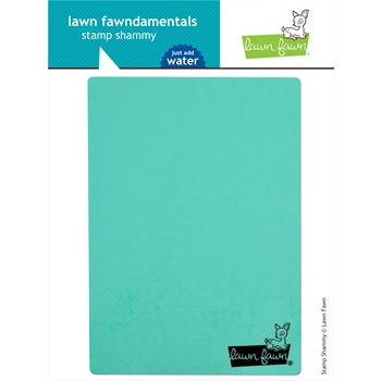 Lawn Fawn STAMP SHAMMY Cleaner LF1045