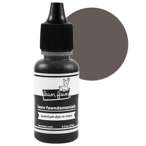 Lawn Fawn SOOT Dye Ink Reinker LF1080 Preview Image