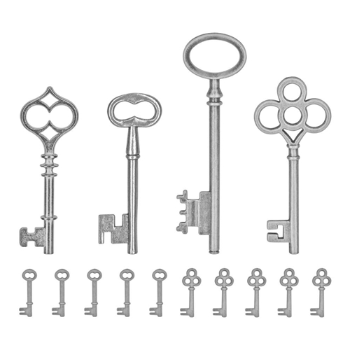Tim Holtz Idea-ology KEYS ADORNMENTS Findings TH93321 Preview Image