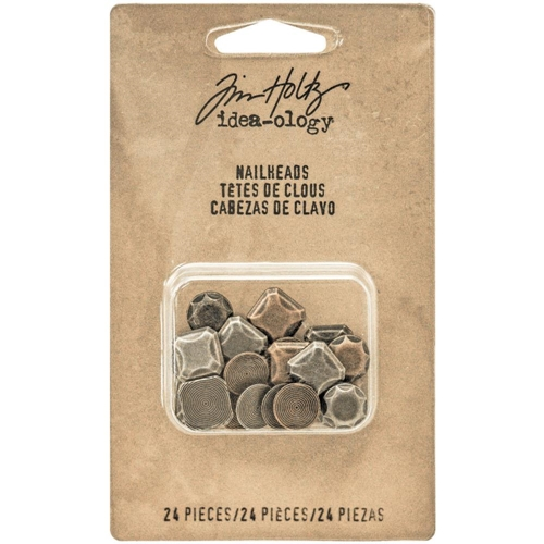 Tim Holtz Idea-ology NAILHEADS Findings TH93277 Preview Image