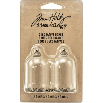 Tim Holtz Idea-ology DECORATIVE DOMES Findings TH93265