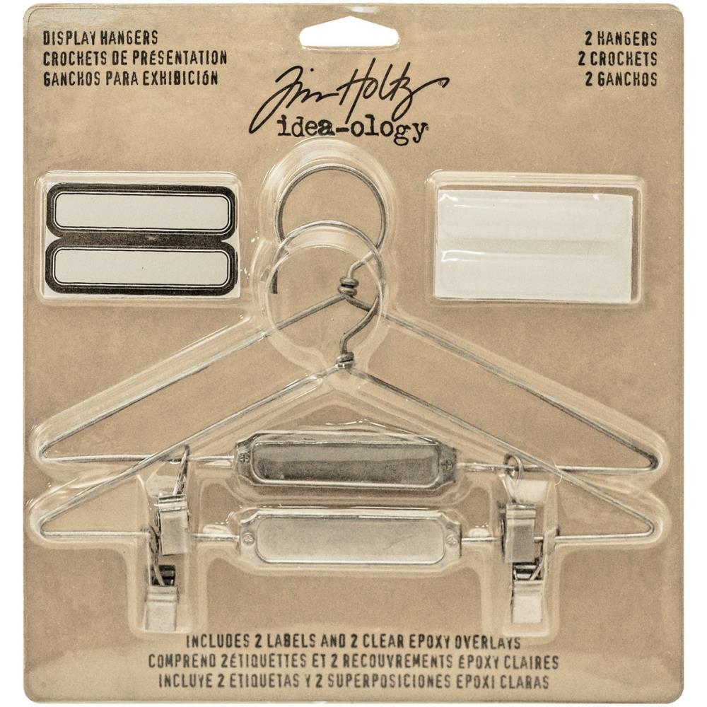 Tim Holtz Idea-ology DISPLAY HANGERS Findings TH93271 zoom image
