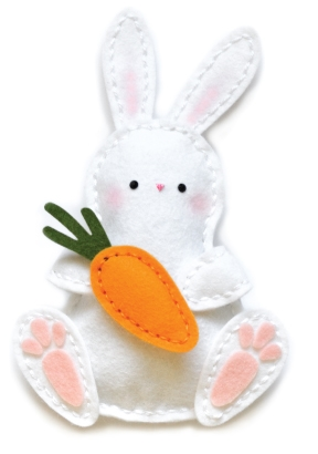 Memory Box PLUSH LIAM BUNNY Craft Die 99326 Preview Image