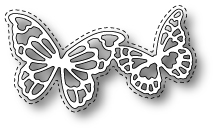 Memory Box CALAIS BUTTERFLY Craft Die 99333