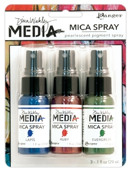 Dina Wakeley Mica Sprays