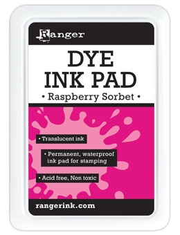 Ranger Dye Ink Pad RASPBERRY SORBET RDP49302 Preview Image
