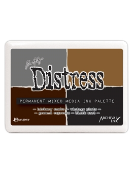 Ranger TIM HOLTZ DISTRESS Archival Mixed Media Palette AMP47704