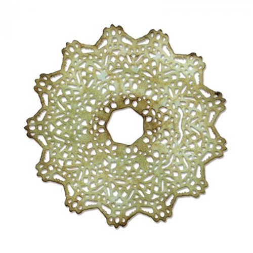 Tim Holtz Sizzix DOILY 2 Thinlits Die 661498 Preview Image