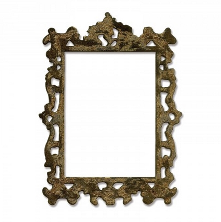 Tim Holtz Sizzix ORNATE FRAME #2 Bigz Die 661195 Preview Image