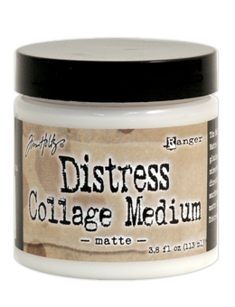 Tim Holtz Distress Collage Medium, Matte